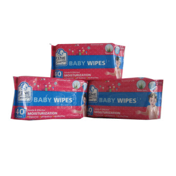 Top Quality Customized Natural Cotton Wet Wipes