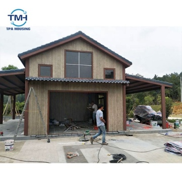 Factory Customized House Light Steel Frames Villa