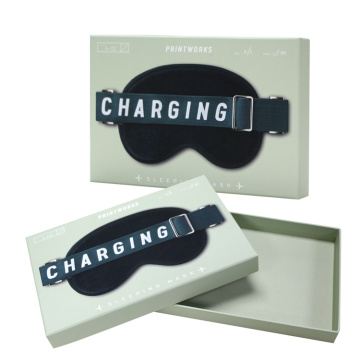 Printed Paper Box For Key Chain Packaging