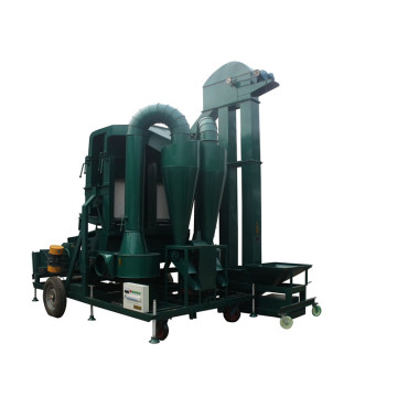 Bean cleaning machine high capacity type