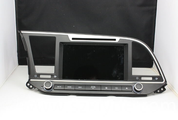 Hyundai Elantra Car Dvd Player