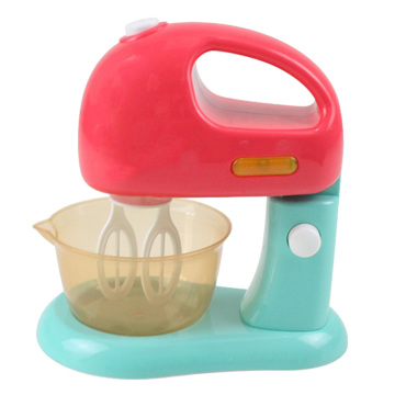 Simulation Home Kitchen Playset Blender With Lights Child Role Play Toy