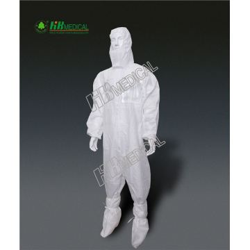 Coverall  Isolation Gown   Protection Suit