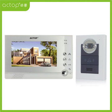 Color Memory Door Intercom Phone