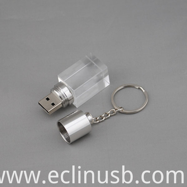 Bottle Crystal Usb