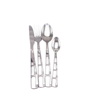 Top Grade Stainless Steel Flatware Set Kitchen Tools