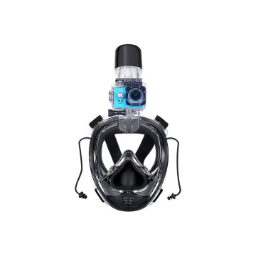 Amazon top seller snorkel mask with mesh bag