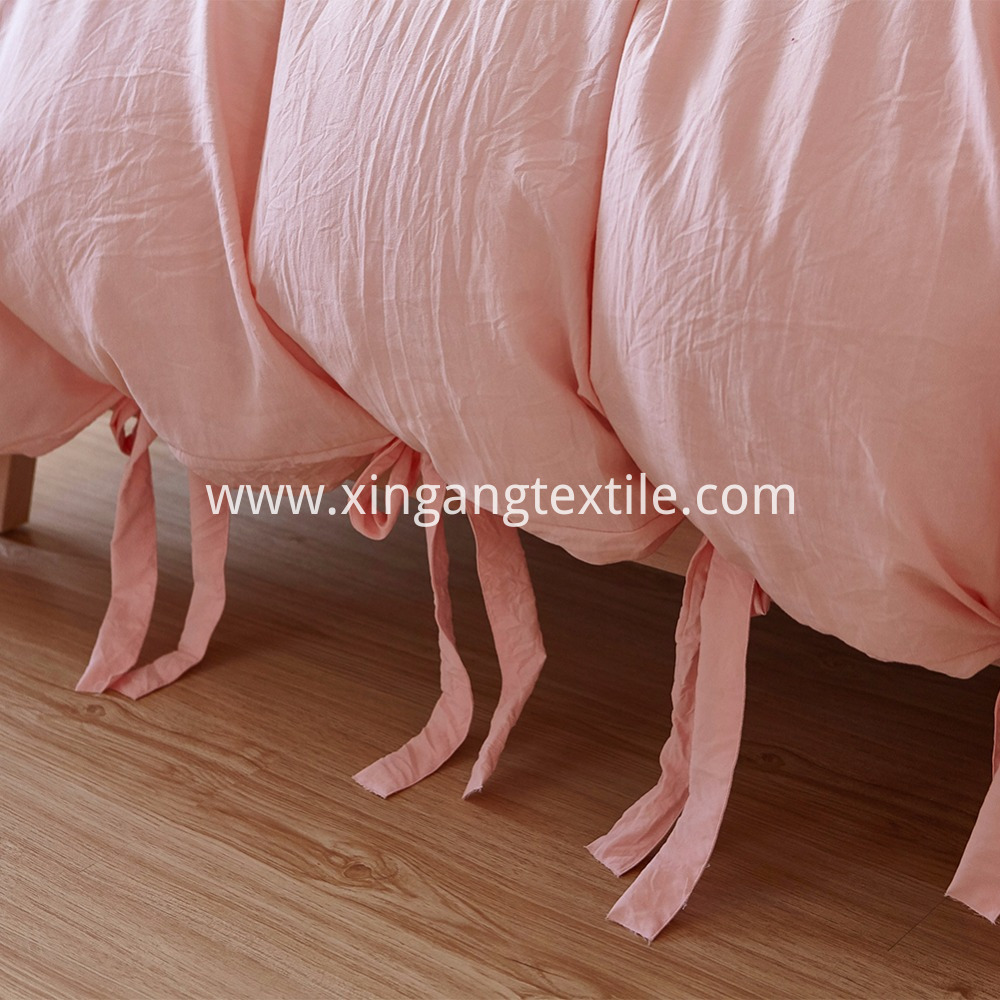 100-polyester-Customized-Color-Washable-Bed-Sheet2