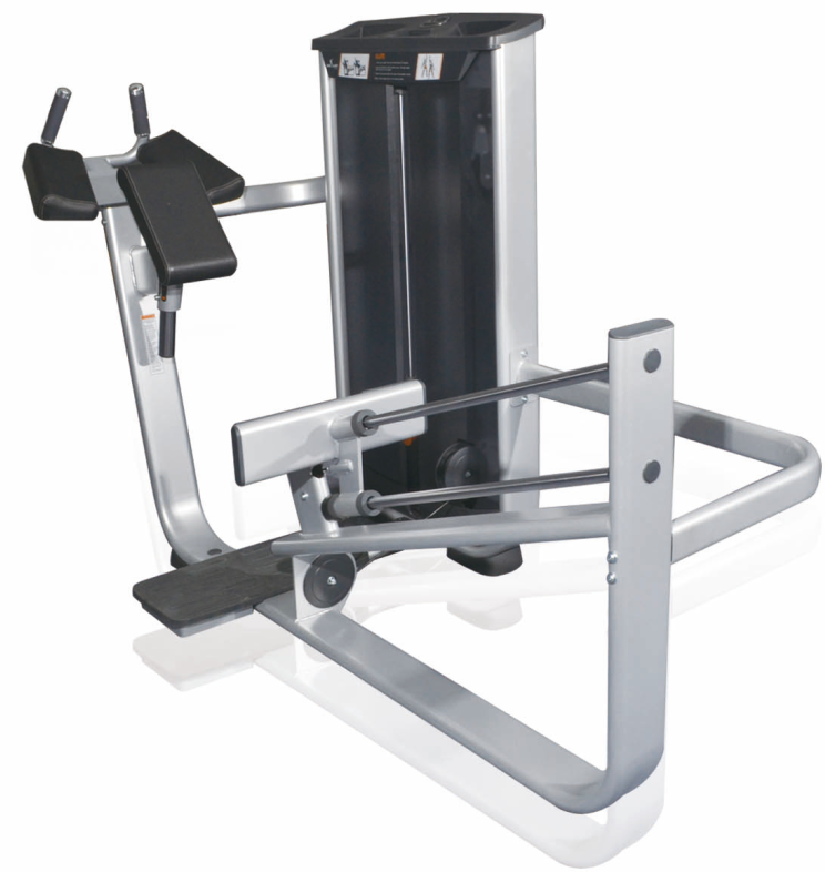 Gym Glute Machine