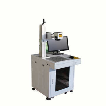 Factory Supply Desktop Metal Fiber Laser Marking Machine