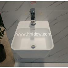 Pure Acrylic Artificial stone Wash Basin