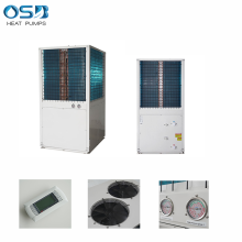 Inverter heat pump chiller with CAREL electronic control