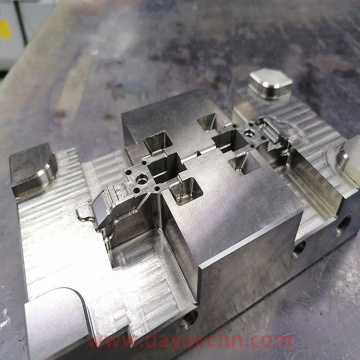 S136S Material Injection Mold Components Rear Mold Insert