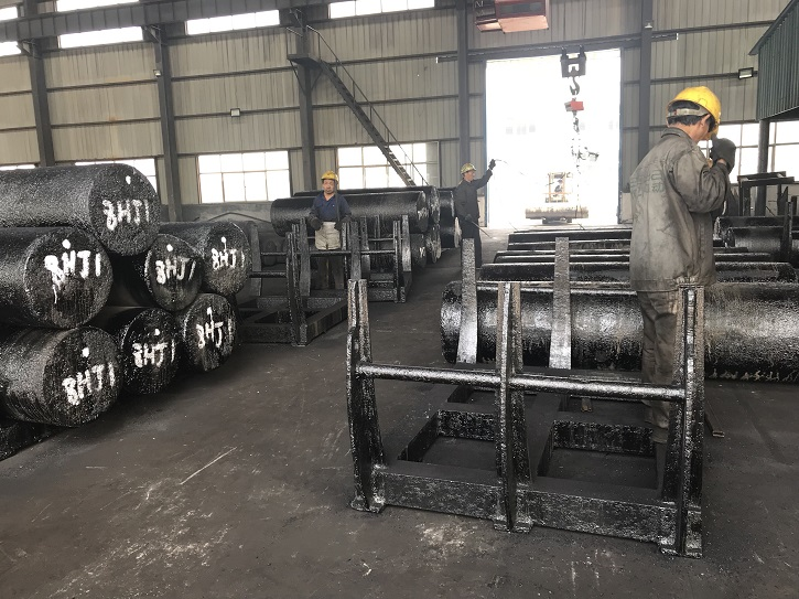 UHP650 Graphite Electrode for EAF steel production