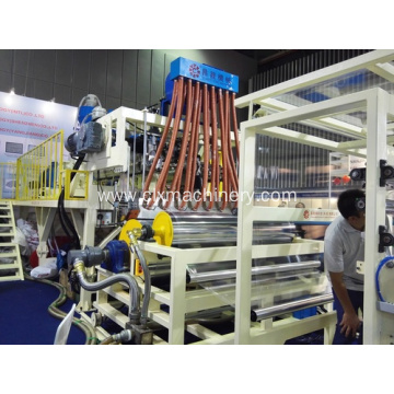 LLDPE Plastic Sheet Making Equipment
