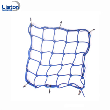 Flexible Elastic Luggage Cargo Net with Hook