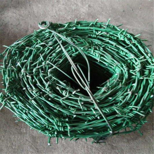 Galvanized cheap barbed wire price