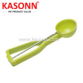 Plastic Ice Cream Cookie Scoop met Food Grade