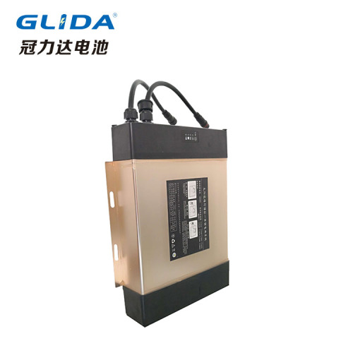 Lithium Solar System Battery Pack 12V 100Ah Li-Ion
