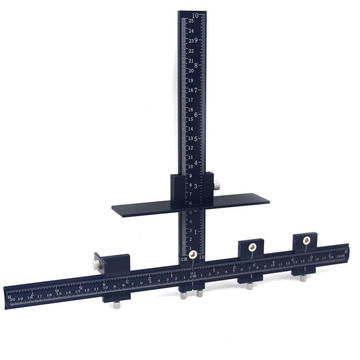 Profession Aluminum Alloy Cabinet Hardware Jig Position Tool