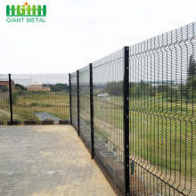 Hot Dipped Galvanized 358 High Security Farm Fence