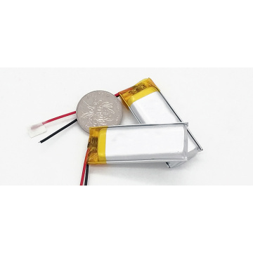 303450 3.7V 350mAh Lithium Polymer Battery Pack