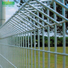 Welded Rolled Top High-quality BRC Wire Mesh Fence