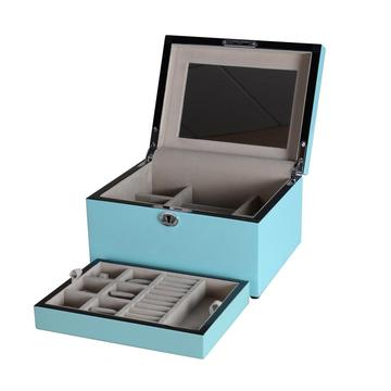 Popular Ladies Tiffany Blue Jewelry Box