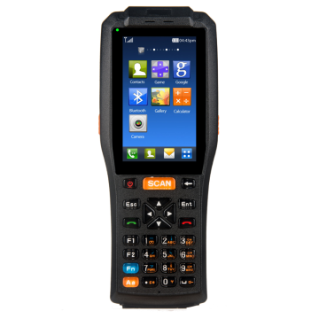 PDA3505 Rugged Android POS with printer