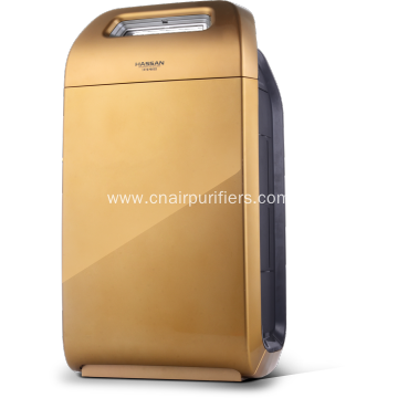 UV Sterilization HEPA Air Purifier With TVOC
