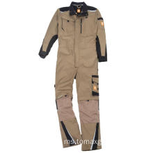 Upright Collar Classic Safety Overalls