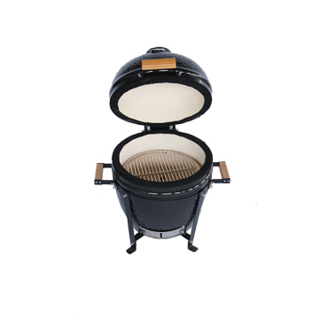 Charcoal Bbq Kamado Smokeless Barbecue Grill