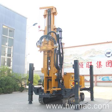 Large Diameter 300M Borehole Deep Water Well Drilling Rig