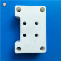 High Temperature Aluminum Oxide Ceramic Block Chunk