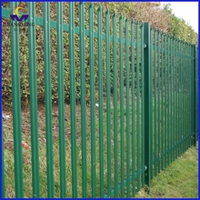 Heavy Duty Galvanised Steel Palisade Fencing