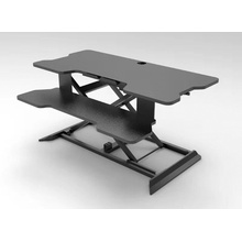 vivo electric height adjustable standing desk converter