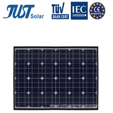 Cheap 110W Monocrystalline Solar Panel with Certification of Ce CQC TUV