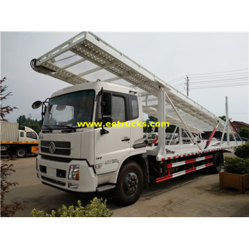 Dongfeng 4 Cars Hydraulic Towing Trucks