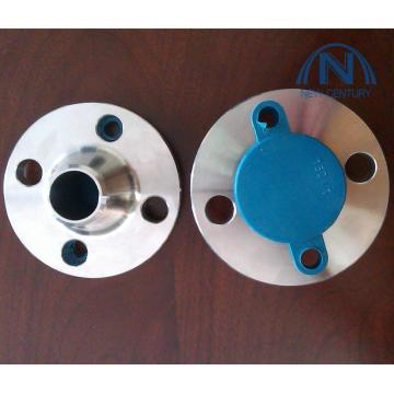 Galvanized forged carbon steel welding neck flanges