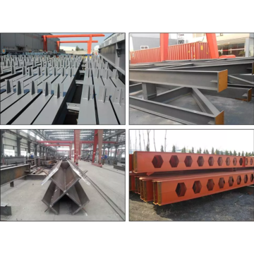 custom large structural steel fabrication company