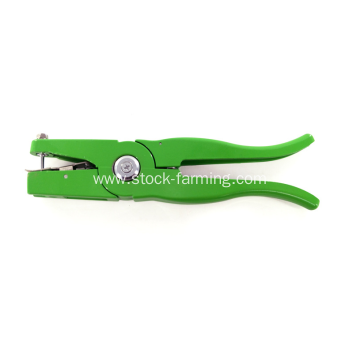 Veterinary Instruments Ear Tag Plier For Cattle