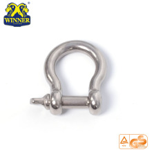 Stainless Steel D Type And US Type Shackle
