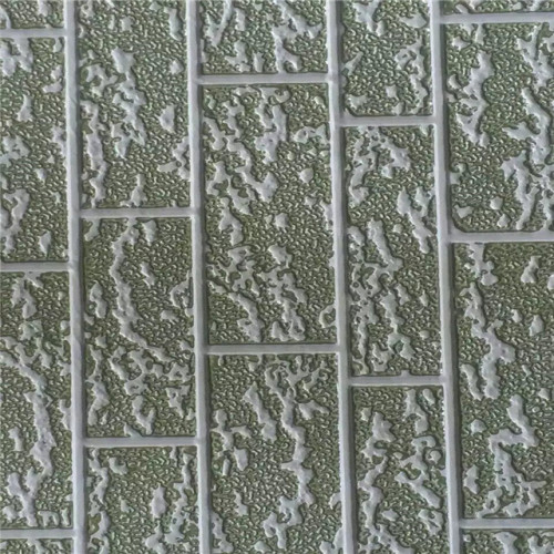 Insulation Decorative exterior wall panel siding