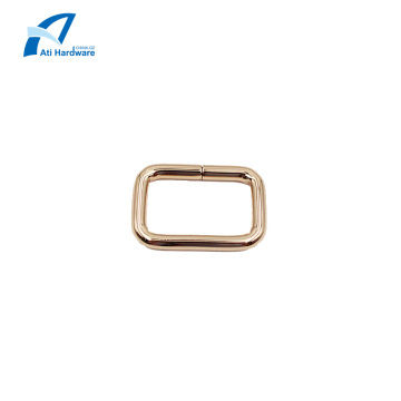 Own Style Square Buckle Decorative Bag Buckle