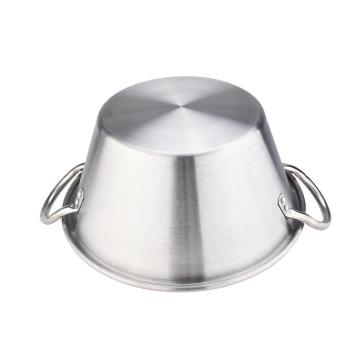 22Quart Heavy Duty Stainless Steel Large Cazo Comal