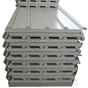 eps/foam sandwich panel for roofing and wall
