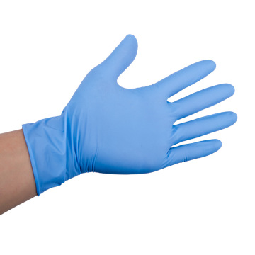 Nitrile Examination Gloves Blue