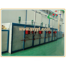 Nature Gas Heating Mesh Belt Sintering Furnace (YYT-BLKH)