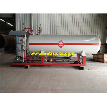 Mini 5MT 8000L LPG Filling Stations