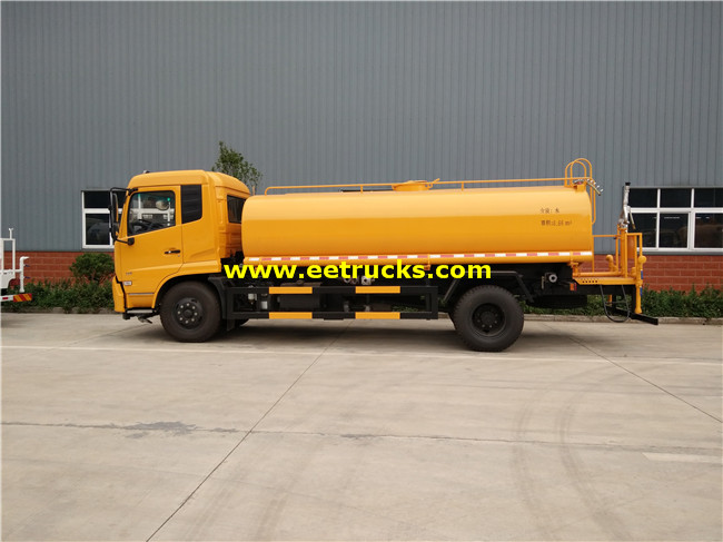 DFAC Water Spray Tanker Trucks